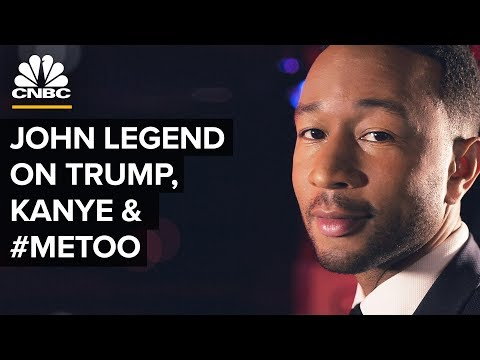 John Legend On Trump, Kanye, And The 2018 Election