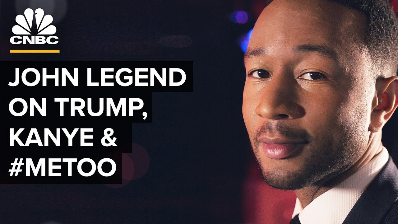 Donald Trump targets John Legend, Chrissy Teigen after Legend appears on MSNBC criminal justice series