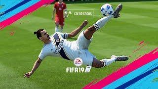 FIFA 19 | IBRAHIMOVIC ►Goals & Skills
