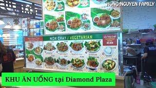 Khám phá KHU ĂN UỐNG tại Diamond Plaza Quận 1  #VietnamTravel - #Tourism   Hung Nguyen Family