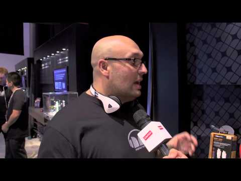 Monster Headphone Review - CES 2013
