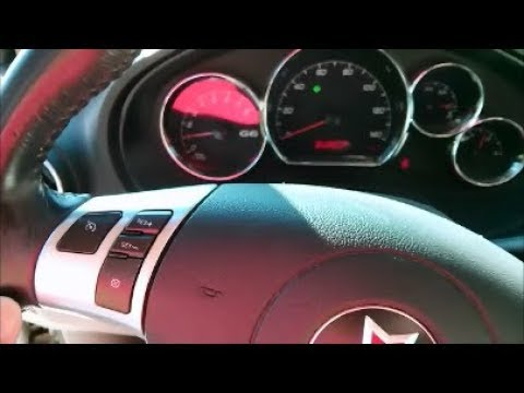 How To Replace Turn Signal Switch Pontiac G6