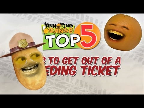 Annoying Orange   Top   Ways To Get Out Of Your Homework    YouTube