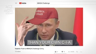 Vladimir Putin Wins The MAGA Challenge