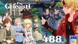 Genshin Impact: Thoma Hangout #2 - Update 2.2 - iOS/Android Gameplay Walkthrough Part 488