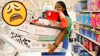 ANYTHING My GIRLFRIEND Can CARRY, I'll BUY IT!!! ( CHALLENGE )