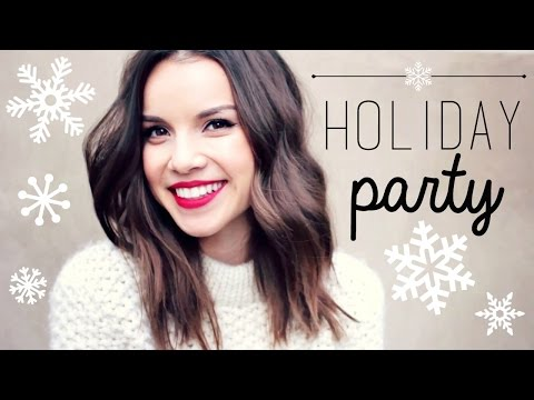 Generate Holiday Party Makeup + Outfit Ideas! Screenshots