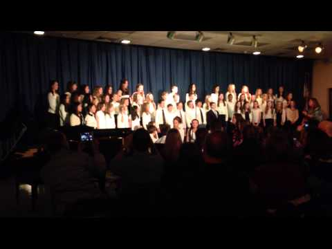 Rochambeau Middle School 6th Grade Chorus