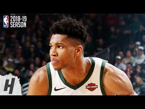 Minnesota Timberwolves vs Milwaukee Bucks - Full Highlights | Feb 23, 2019 | 2018-19 NBA Season