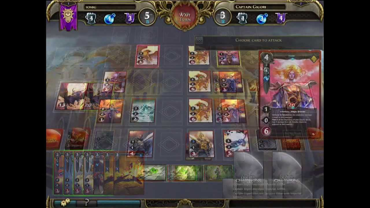 Might and Magic: Duel of Champions - iOS Review