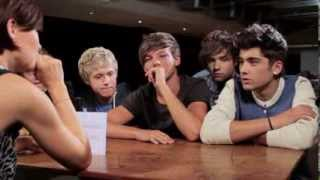 one direction @ The Hot Desk