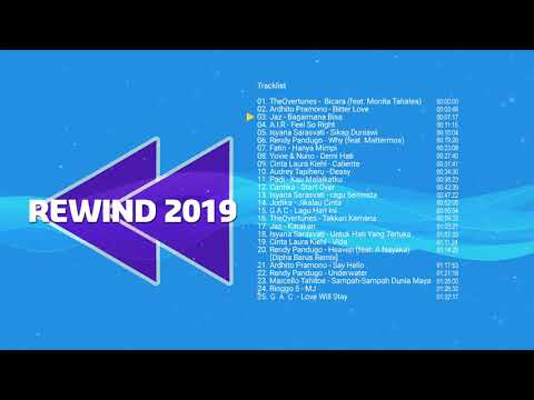 Sony Music YouTube Rewind 2019