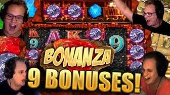 Bonanza Big Win Highlights!