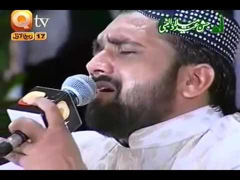 Farhan ali qadri naat sharif lagiyan ne maujaan hoon lai rakhi.