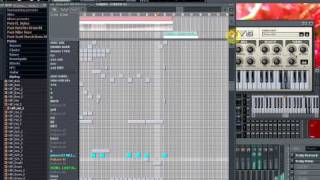 Schiller let me love you - Fruity loops   2011  DOWNLOAD FL FILE ?