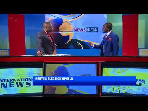 IRBARD IBRAHIM TALKS ABOUT KENYA ELECTIONS ON METRO TV NEWSMON 20TH NOV 2017