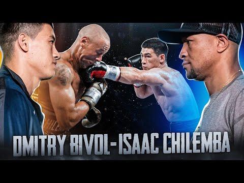 Дмитрий Бивол —  Айзек Чилемба |Архив 2018 Полный бой HD| Мир бокса