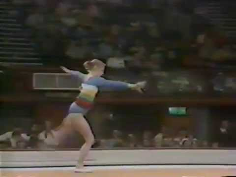 1978 Champions All gymnastics Turnbow Neacsu Thomas Deltchev