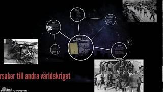 Orsaker till andra världskriget