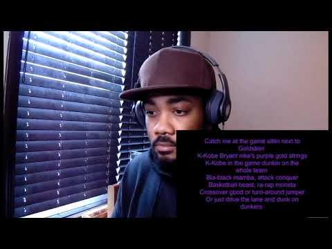Lil Wayne- Kobe Bryant | Reaction RIP Black Mamba