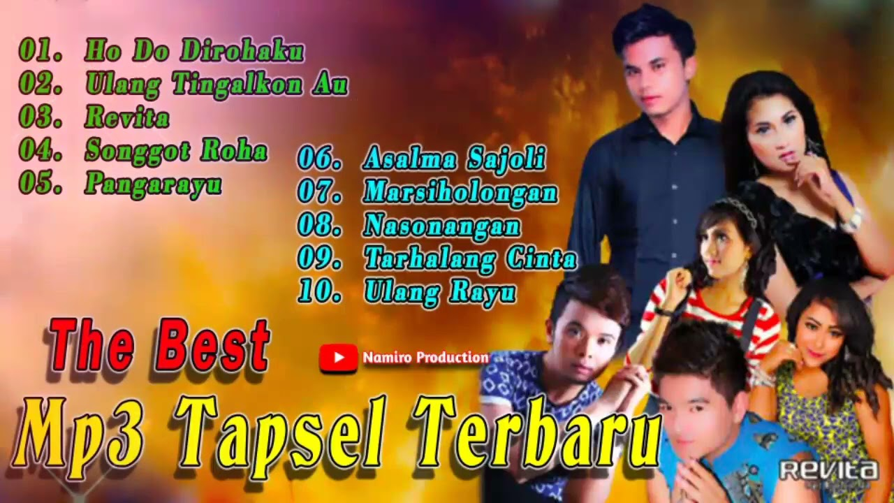 The Best Mp3 Tapsel Madina 2021. Koleksi Namiro Production Padangsidimpuan