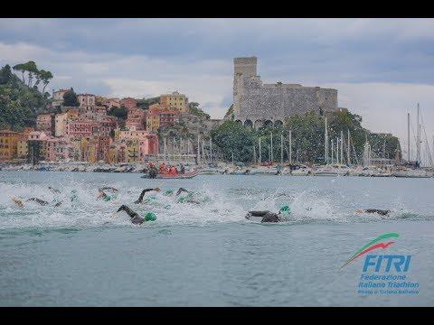 Tricolori Triathlon Olimpico Elite - U23 2018, Lerici