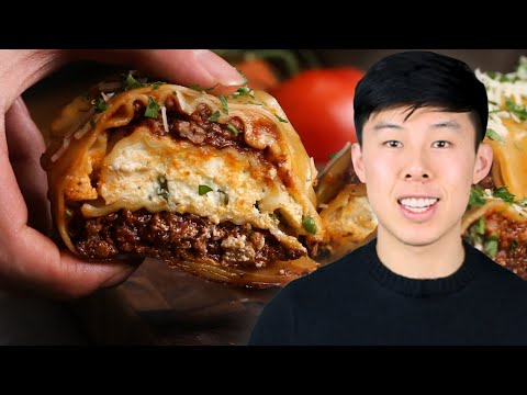 Alvin's Lasagna Party Ring • Tasty