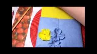 видео Настенное панно «Буренка»