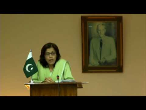 Pakistan's Interminable Energy Crisis - Luncheon Address