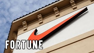 Nike Is Going to Start Selling Directly Through Amazon's Website I Fortune