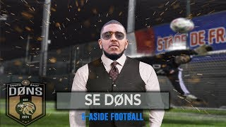 SE DONS | 5 A SIDE FOOTBALL | 'SEXY FOOTBALL'