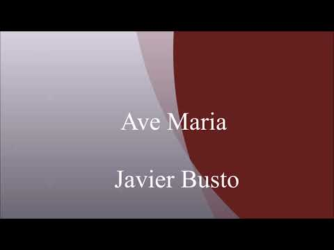 """The Davidson Chorale - """"Ave Maria""""- Javier Busto"""