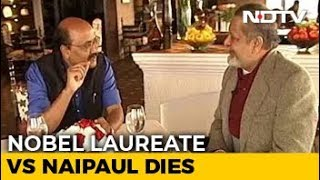 Walk The Talk With VS Naipaul (Aired: October, 2004)