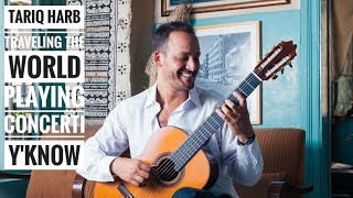 113 Tariq Harb - Traveling the world, playing concerti, y'know.