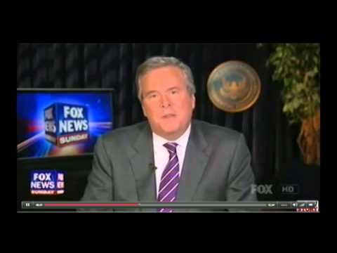 Jeb Bush on 2016: There Is No 'Bush Baggage'