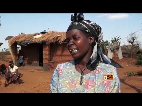 Malawian farmers in small-scale gold mining