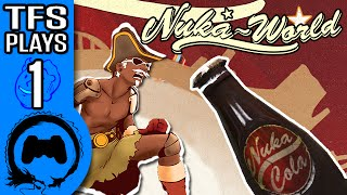 Fallout 4 NUKA WORLD Part 1 - TFS Plays - TFS Gaming