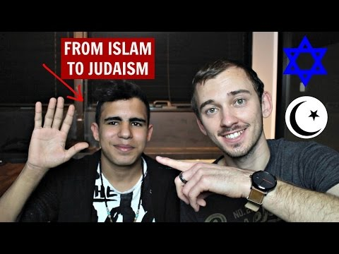 Arab Muslim Zionist Converting To Judaism