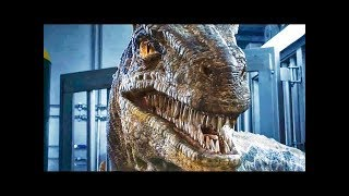 Jurassic World 2:  Reino Ameaçado - Trailer Final HD Legendado