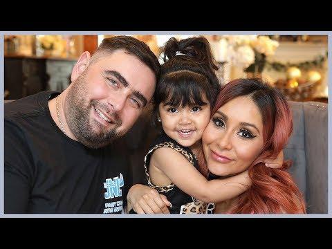 This or That Tag with Snooki & Joey!