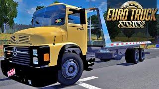 Guincho Mercedes Benz - Euro Truck Simulator 2