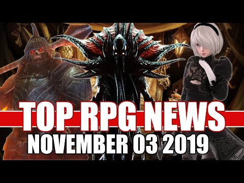 Top RPG News Of The Week - Nov 03, 2019 (Baldur's Gate 3, Demon Knights Ankhoron, FF14)