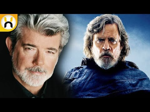 The Last Jedi Mark Hamill Wishes Disney Listened to George Lucas for Star Wars