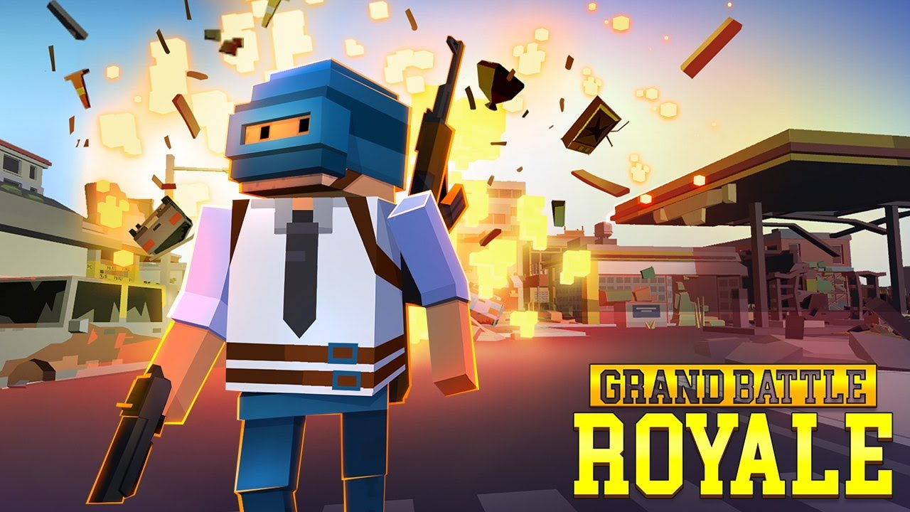 Image result for Grand Battle Royale