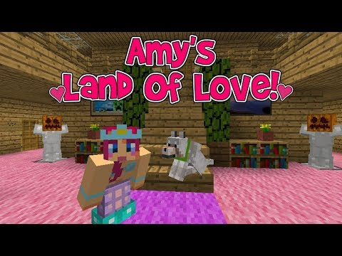 Amy's Land Of Love! Ep.170 MAGIC MAKEOVER! | Amy Lee33