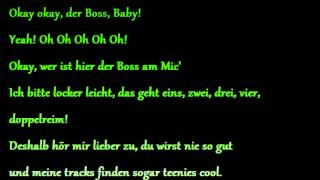 cro - freestyle songtext