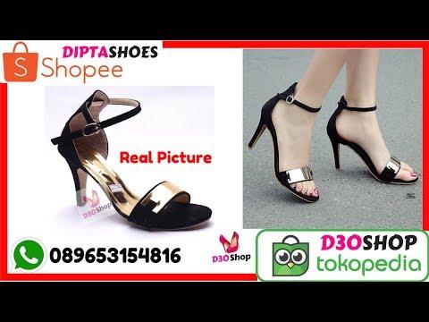 Jual Sepatu Wanita High Heels Murah | Jual Sepatu HighHeels Murah Berkualiatas 089653134816