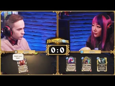 Hearthstone: Pavel vs Eloise - SeatStory Cup VIII