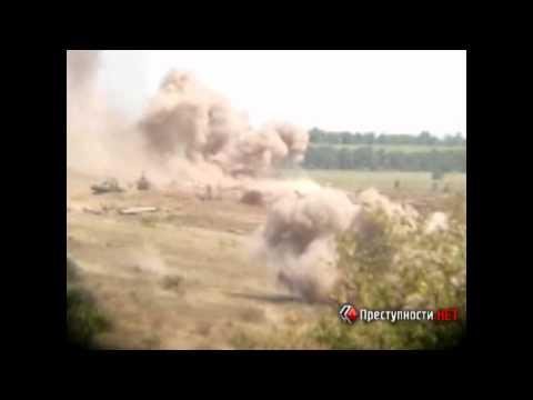 Видео ПН: Обстрел