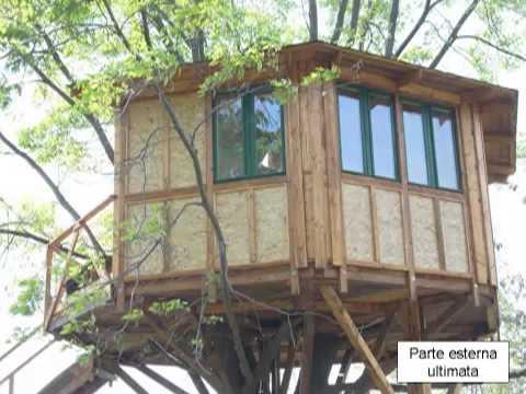 Come costruire una casa sull 39 albero 1 youtube for Costruire una casa per 100k